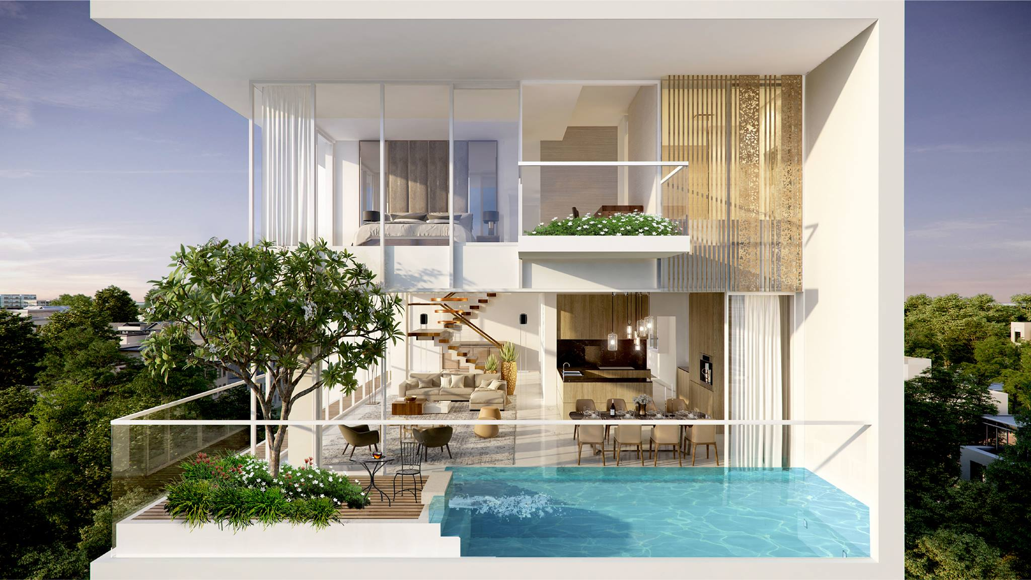 serenity sky villas quan 3