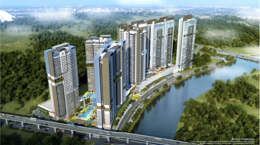 phoi canh can ho the infiniti riviera point