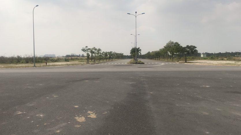 Quy hoạch đường Liên Phường tại Dự Án Đông Tăng Long