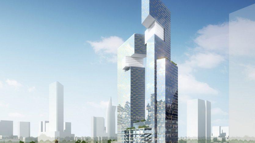 Dự án căn hộ spirit of saigon quận 1 mở bán năm 2021