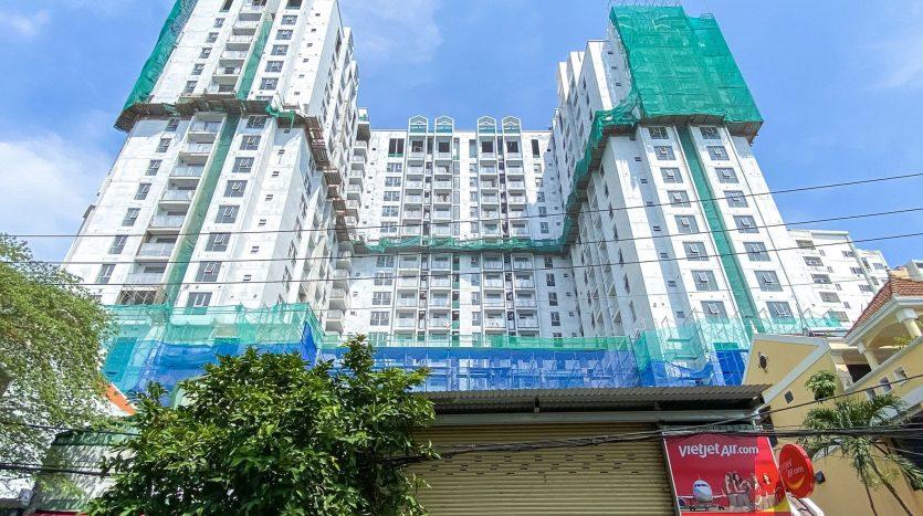 căn hộ chung cư asiana capella quan 6 bàn giao năm 2021
