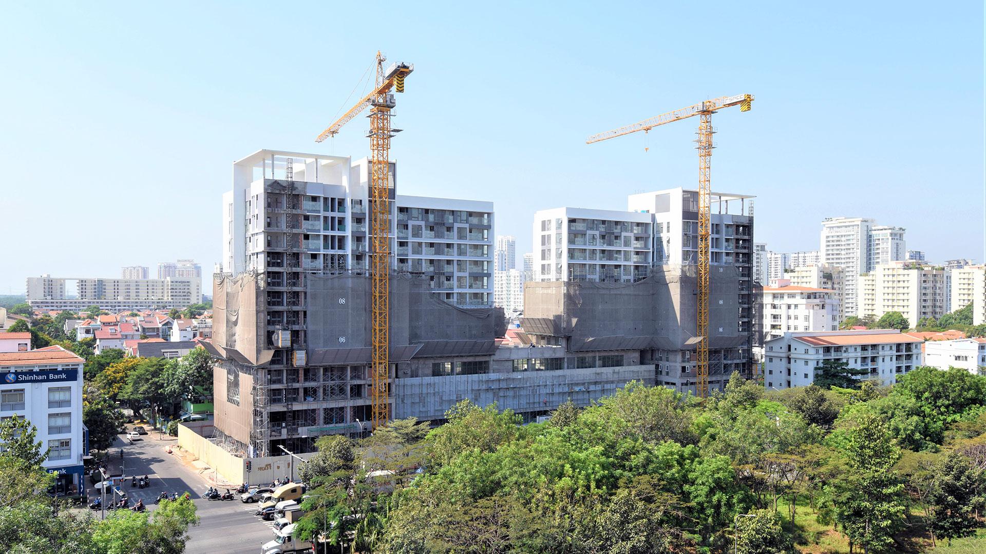 căn hộ chung cư urban hill quận 7 ban giao 2020 1