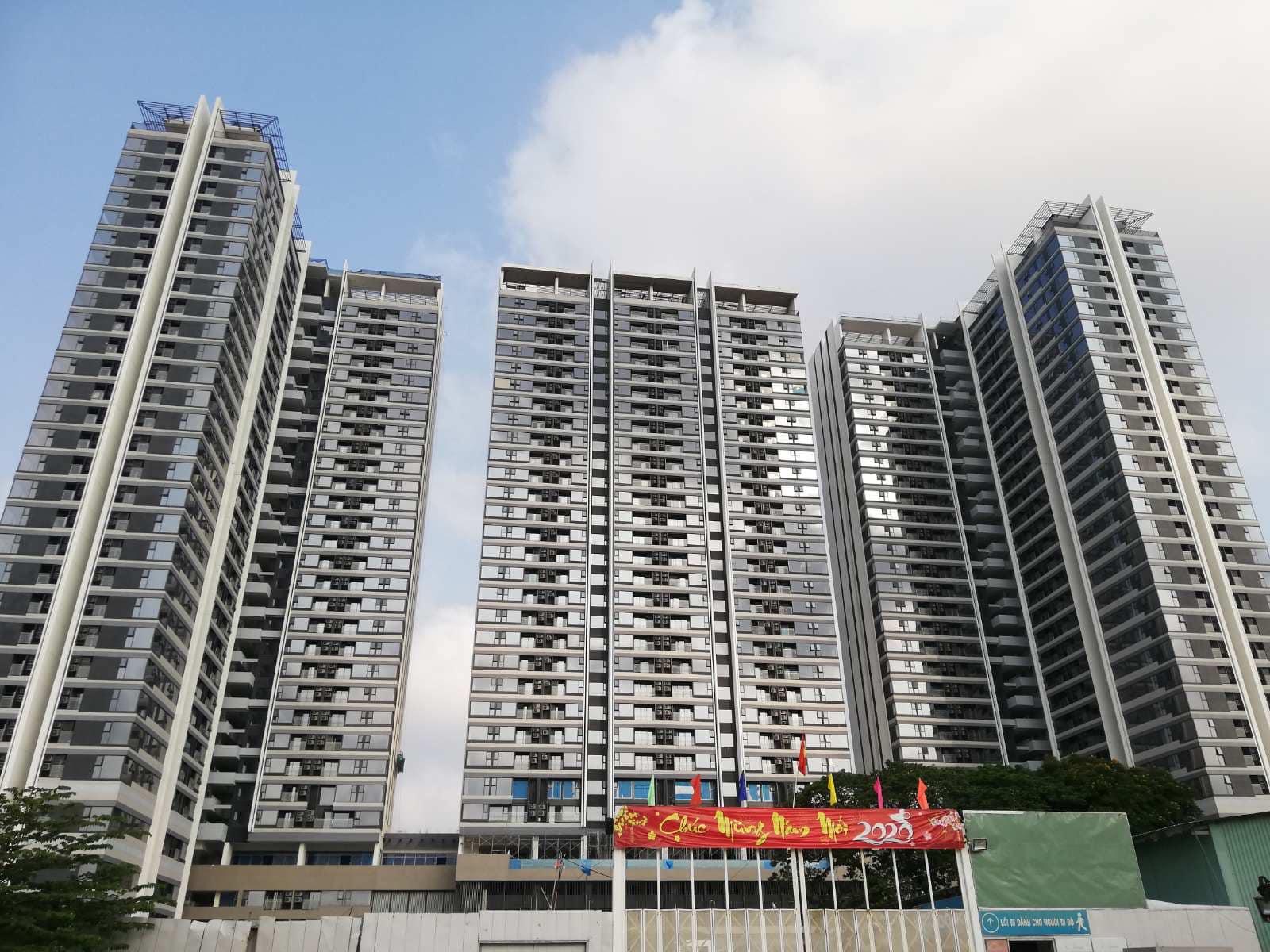 căn hộ chung cư kingdom 101 quận 10 ban giao 2020 3
