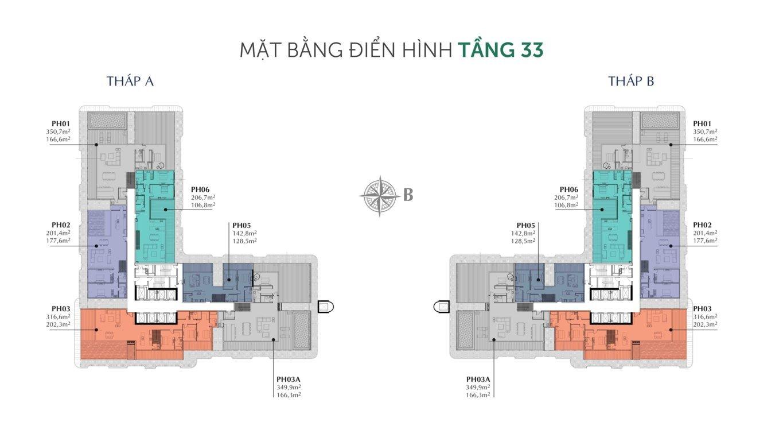 mat bang tang 33 can ho sunshine horizon quan 4