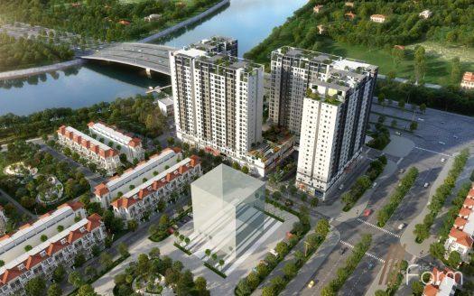 Phối cảnh 5 dự án căn hộ fresia garden quận 9