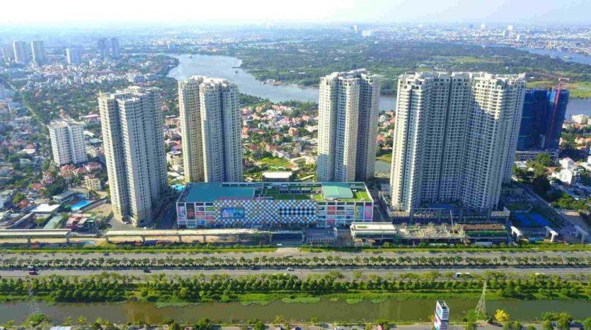 Dự án căn hộ chung cư cao cấp masteri an phú quận 2