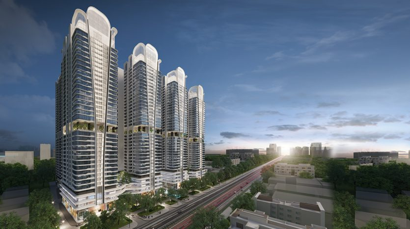 phoi canh 2 can ho astral city thuan an