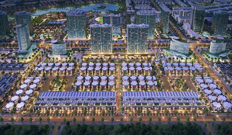 Dự án nhà ở thương mại đông tăng long quận 9