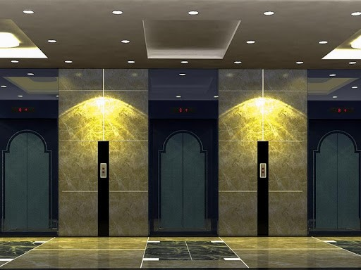 thang máy chung cư đạt tiêu chuẩn cao cấp