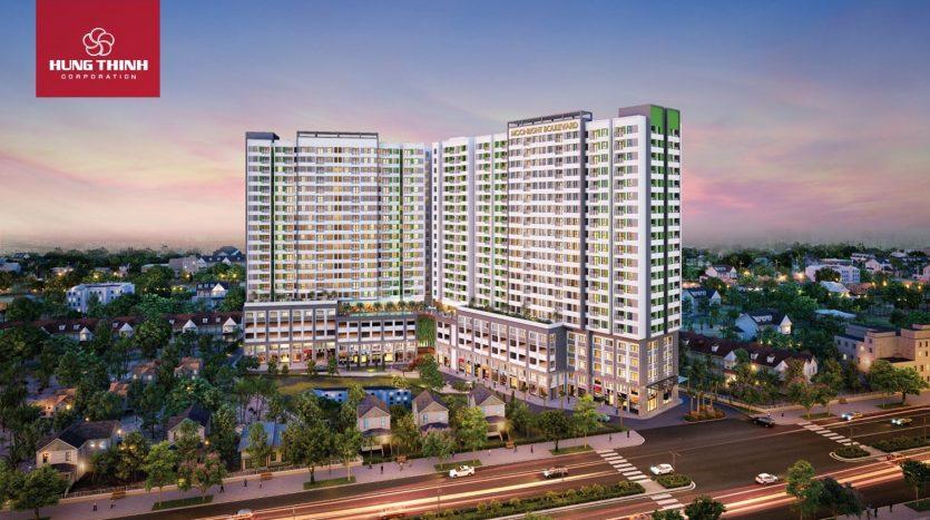 Căn hộ chung cư moonlight centre point bình tân sắp mở bán 2021