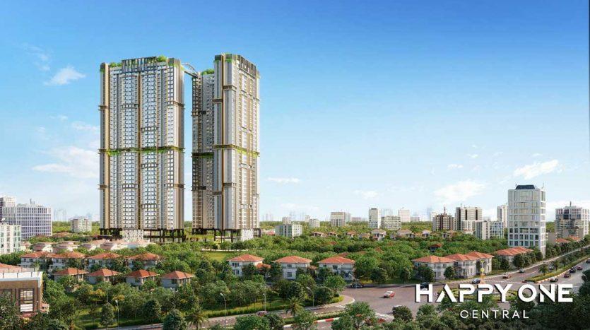 Dự án căn hộ happy one central bình dương mở bán 2021