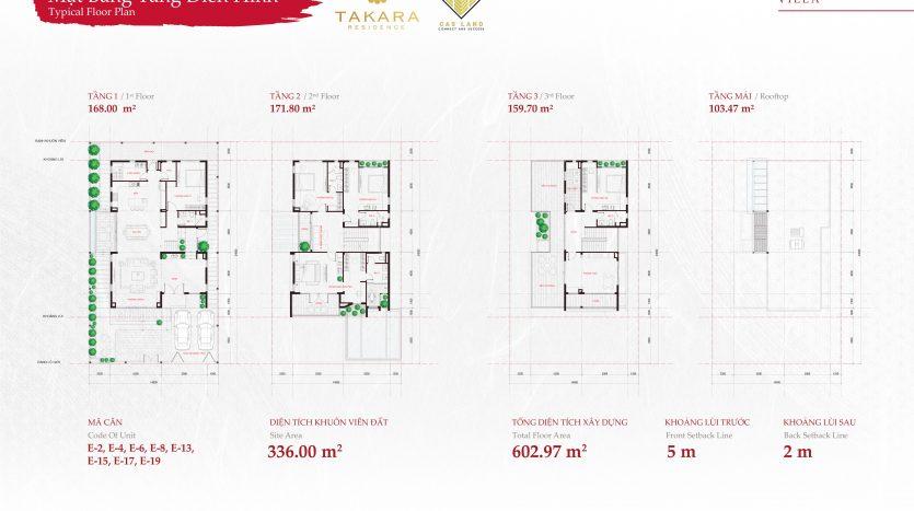 mat bang can biet thu thuong 14 24 takara residence