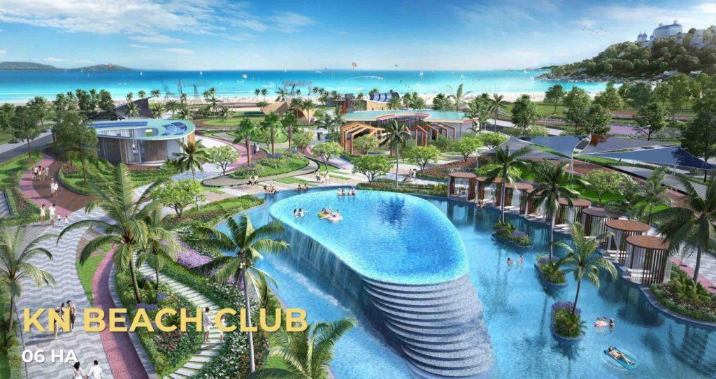beach club tai du an kn paradise cam ranh